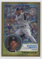 Update Series - Mariano Rivera #/50