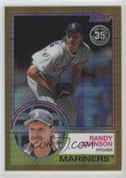 Update Series - Randy Johnson /50