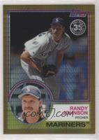 Update Series - Randy Johnson #/50