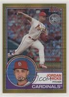 Update Series - Jordan Hicks #/50