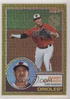 Series 1 - Manny Machado #/50