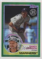 Update Series - Randy Johnson #/99
