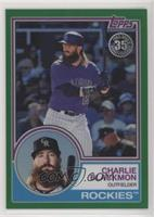 Series 2 - Charlie Blackmon /99