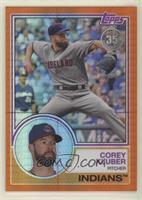 Update Series - Corey Kluber #/25