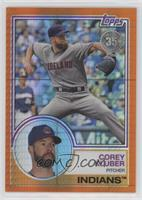 Update Series - Corey Kluber /25