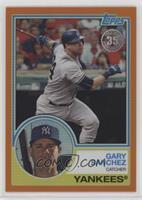 Series 2 - Gary Sanchez #/25