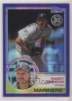 Update Series - Randy Johnson /75