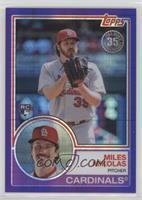 Update Series - Miles Mikolas /75