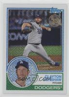 Series 1 - Clayton Kershaw