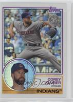 Update Series - Corey Kluber