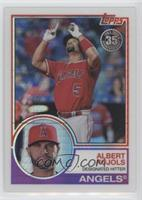 Update Series - Albert Pujols
