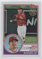 Series 1 - Mike Trout