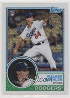 Series 1 - Walker Buehler