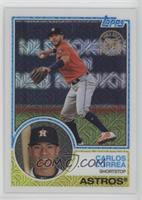 Series 1 - Carlos Correa