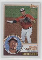 Series 1 - Manny Machado