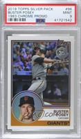 Series 2 - Buster Posey [PSA9MINT]