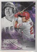 Mike Trout [EXtoNM] #/299
