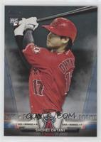Rookies - Shohei Ohtani