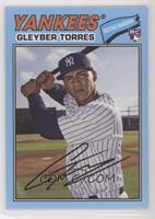 1977 Design - Gleyber Torres #/25