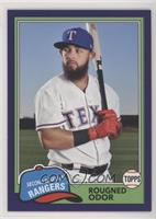 1981 Design - Rougned Odor #/175