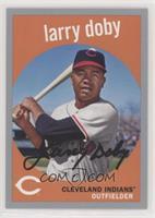 1959 Design - Larry Doby #/99