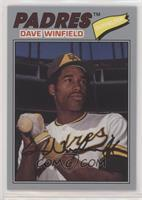 1977 Design - Dave Winfield /99 [EX to NM]
