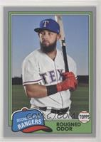 1981 Design - Rougned Odor #/99