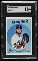Danny Duffy [SGC10GEM] #/1