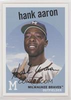 1959 Design - Hank Aaron