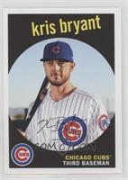 1959 Design - Kris Bryant (Posed with Bat)