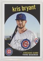 1959 Design - Kris Bryant (Posed with Bat)
