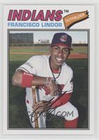 1977 Design - Francisco Lindor