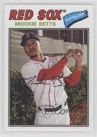 1977 Design - Mookie Betts