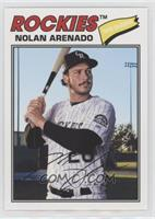 1977 Design - Nolan Arenado