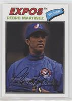 1977 Design - Pedro Martinez