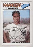 1977 Design - Phil Rizzuto