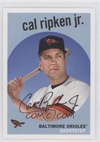 1959 Design - Cal Ripken Jr.