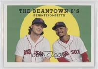 1959 Combos Design - Andrew Benintendi, Mookie Betts