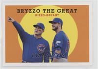 1959 Combos Design - Kris Bryant, Anthony Rizzo