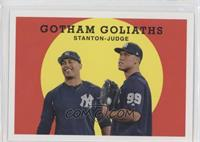 1959 Combos Design - Aaron Judge, Giancarlo Stanton
