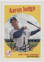 1959 Design Photo Variation - Aaron Judge (Swing Pose)