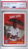 1959 Design - Juan Soto [PSA 10 GEM MT]