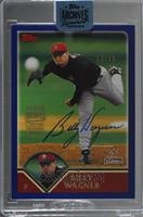 Billy Wagner (2003 Topps) /15 [BuyBack]