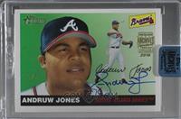 Andruw Jones (2004 Topps Heritage) /9 [BuyBack]