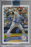 Andy Pettitte (2011 Topps Opening Day) /21 [BuyBack]