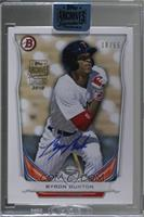 Byron Buxton (2014 Bowman Top Prospects) /55 [Buy Back]