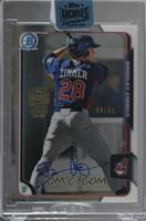 Bradley Zimmer (2015 Bowman Draft Chrome) /51 [Uncirculated]