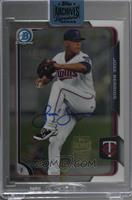 Jose Berrios (2015 Bowman Chrome) /99 [Buy Back]