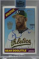 Sean Doolittle (2015 Topps Heritage) /99 [Buy Back]