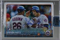Steven Matz (2015 Topps Update) /14 [Buy Back]